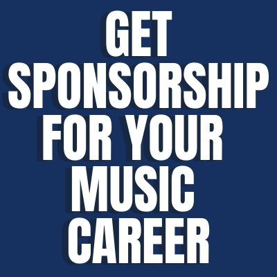 Get Sponsorship for Your Music Career