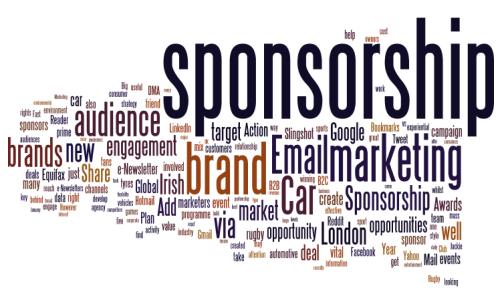 get sponsorship