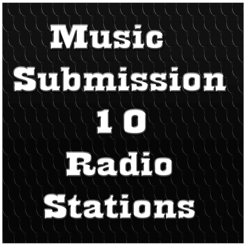 submit music to radio