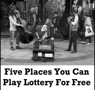 Five Places You Can Play Lottery For Free