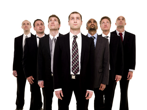 Group of men © Gemenacom | Dreamstime.com