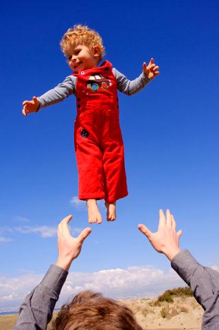 Flying Boy © Andriy Markov | Dreamstime.com