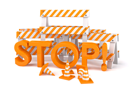 NO! Stop! © Luchschen   Dreamstime.com