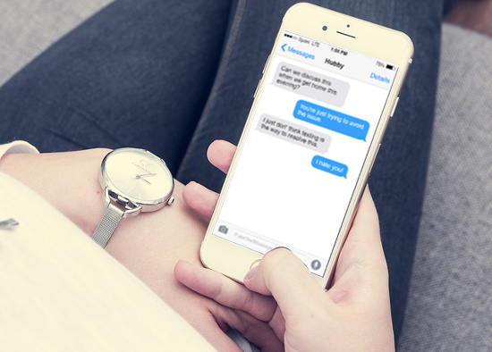 Is Texting Hurting Your Marriage