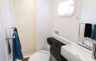 Blue Star Yacht Toilet