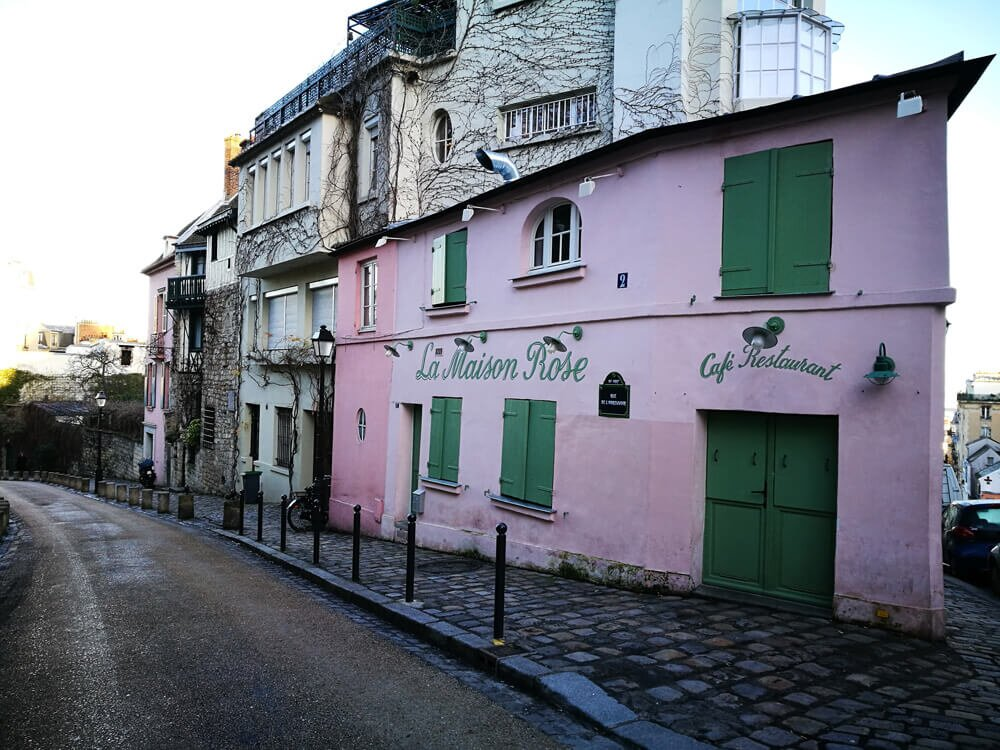 Kawiarnia La Maison Rose