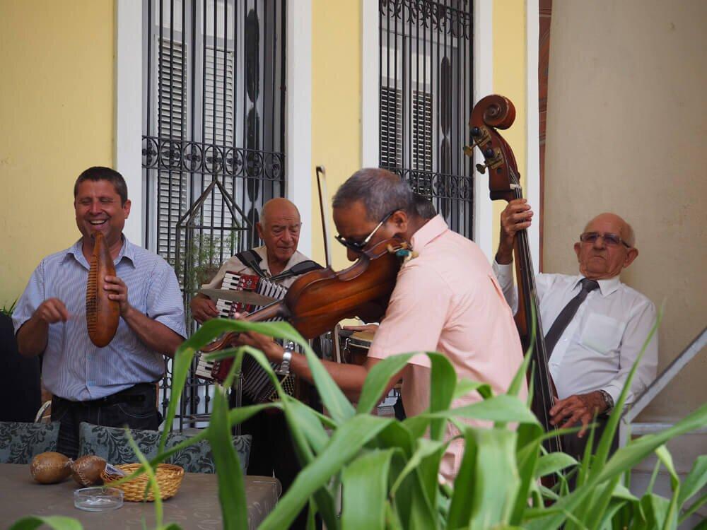 Muzyce na Kubie