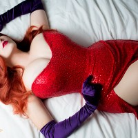 The TYoH Jessica Rabbit Cosplay Gallery