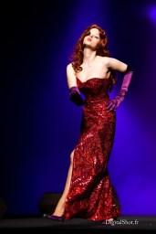 Gorgeous Jessica Rabbit redhead cosplay