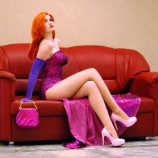 I'm Not Bad, I'm Just Dressed That Way: Jessica Rabbit ...