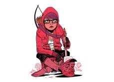 Zombie Survivalist by Dan Hipp