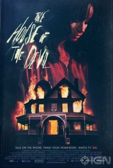 The House of the Devil (2009) - Director Ti West
