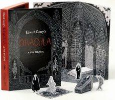 Edgar Gorey's Dracula Toy Theater