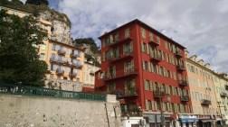 Port area building.