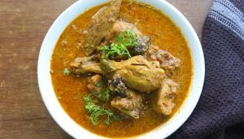 Tari wala chicken