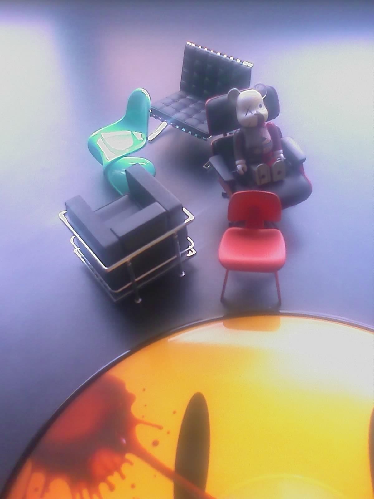 mini designers chairs