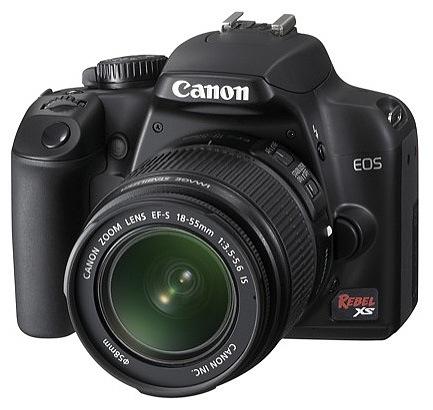 canon 1000D reflex numerique