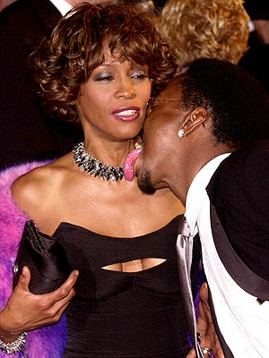 whitney houston bobby brown coke