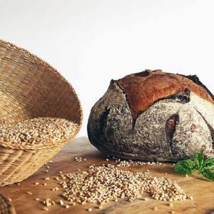fresh bread in the yellowstone restaurant