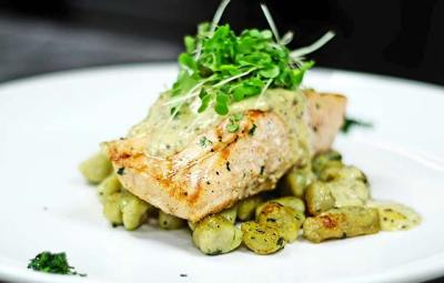 Catering-Salmon