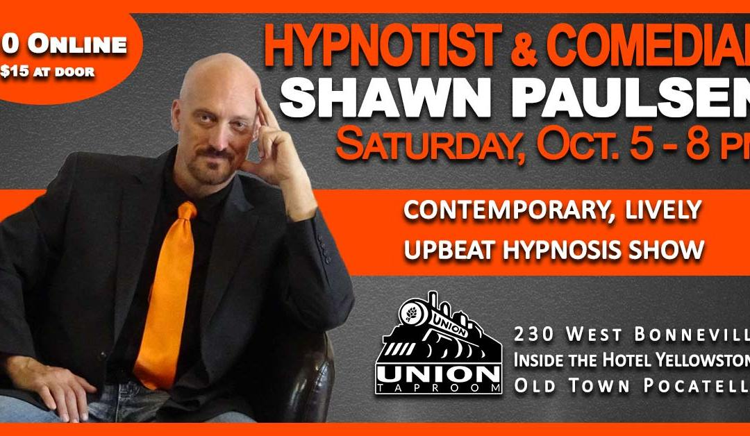 Shawn Paulsen, Hypnotist and Author