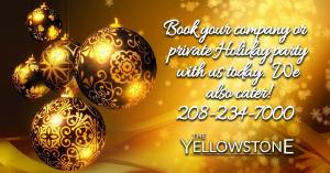 holiday parties in pocatello