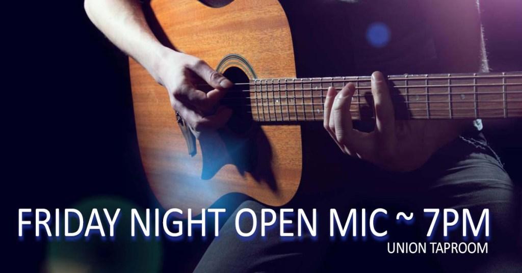 Open Mic Bar