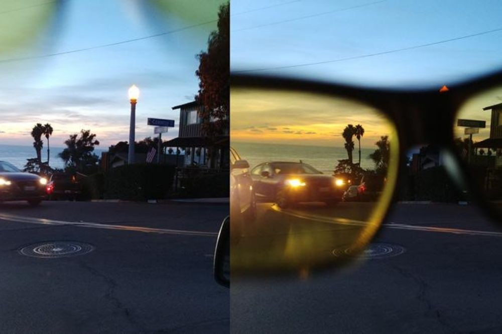 benefits of night driving lenses