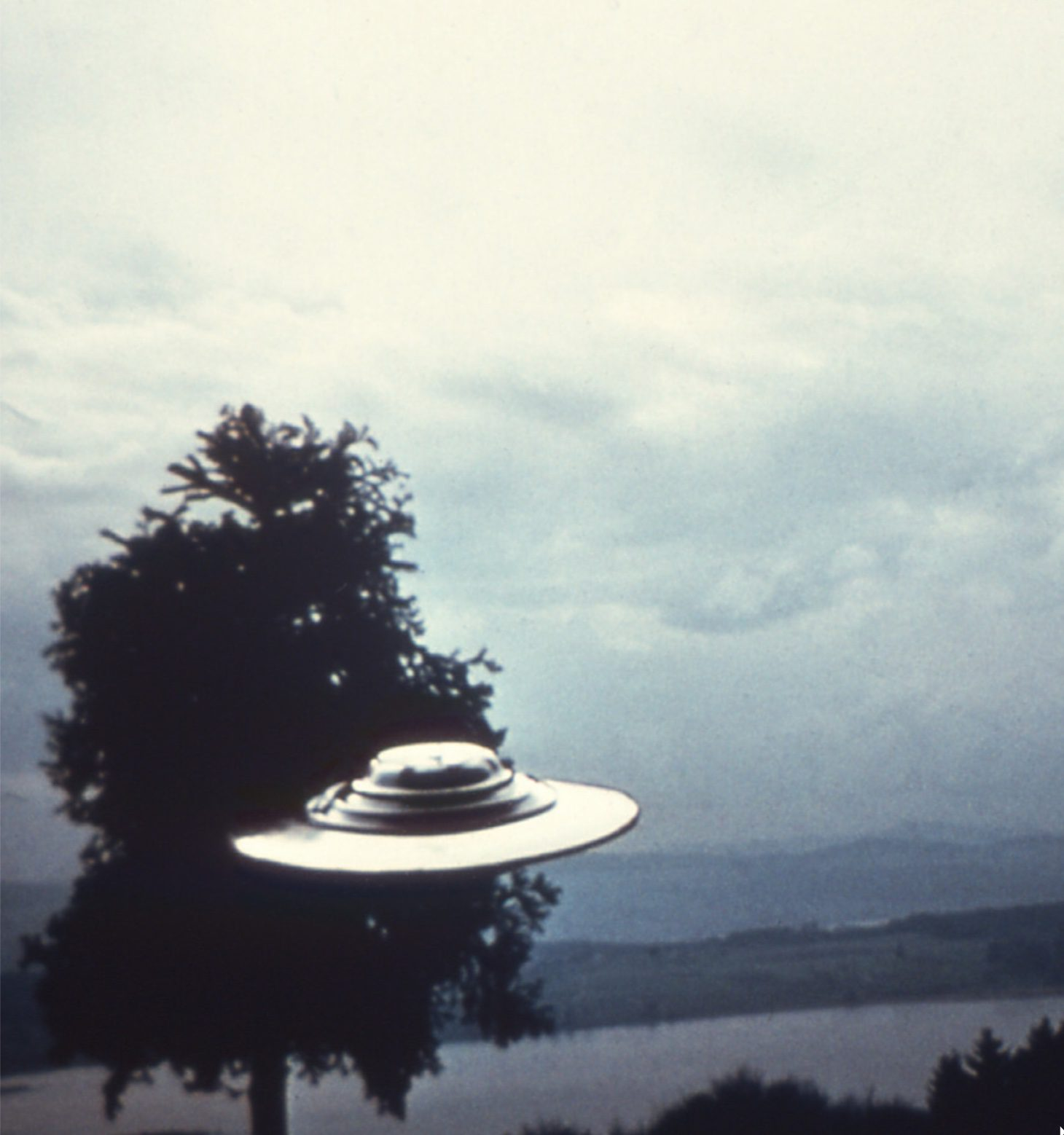 Plejaren Beam Ship - Billy Meier