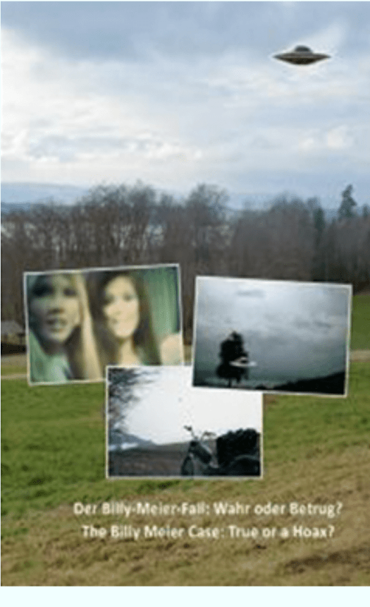 Billy Meier UFO Photos with US Stealth Fighter!