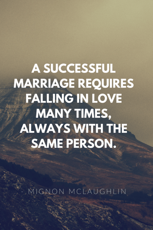Quotes About Love - MIGNON MCLAUGHLIN