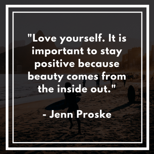 jenn proske quote