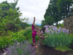 Leigha Butler Yoga Dancer Natarajasana