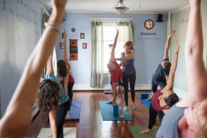 deb seche, yoga, kingston, ny, the yoga house