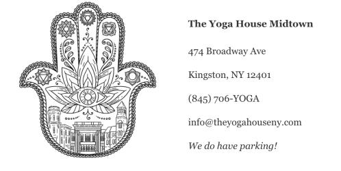 midtown yoga hudson valley