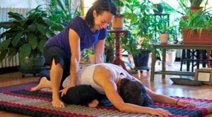 Emma Silverman Art of Relaxation Yoga Workshop The Yoga House Kingston NY