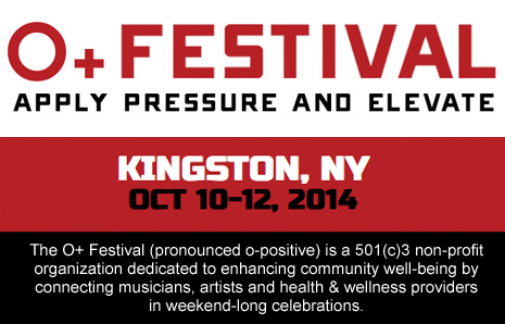O+ Festival Kingston