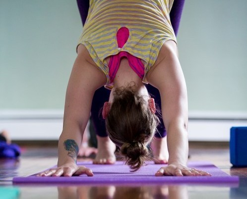Inversion Playtime, The Yoga House