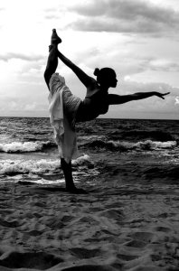 Natarajasana, King Dancer