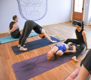 Ashtanga Program - The Yoga House