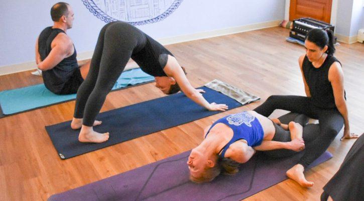 mysore goes 5 days a week, ashtanga yoga, kingston, ny, hudson valley
