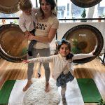 ana gioia, family yoga, black history month, kingston, ny