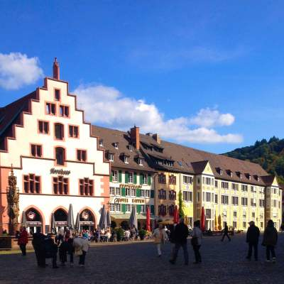 Freiburg: Welcome to sunny Germany!