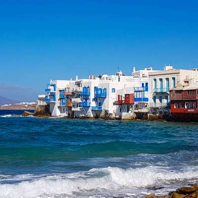 My Mediterranean cruise experience