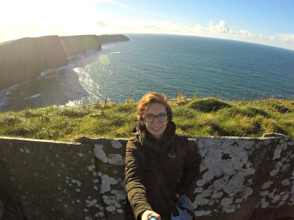 A road trip to the Cliffs of Moher