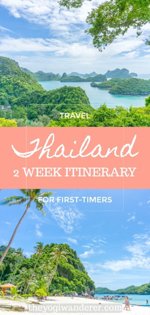 Thailand Week Thai Fashion Food And Fun: A Perfect Thailand 2 Week Itinerary For First-Timers