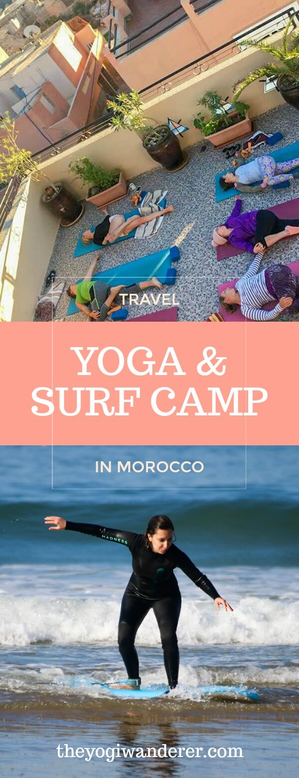 Yoga and surf camp in Morocco, or how Morocco taught me about patience