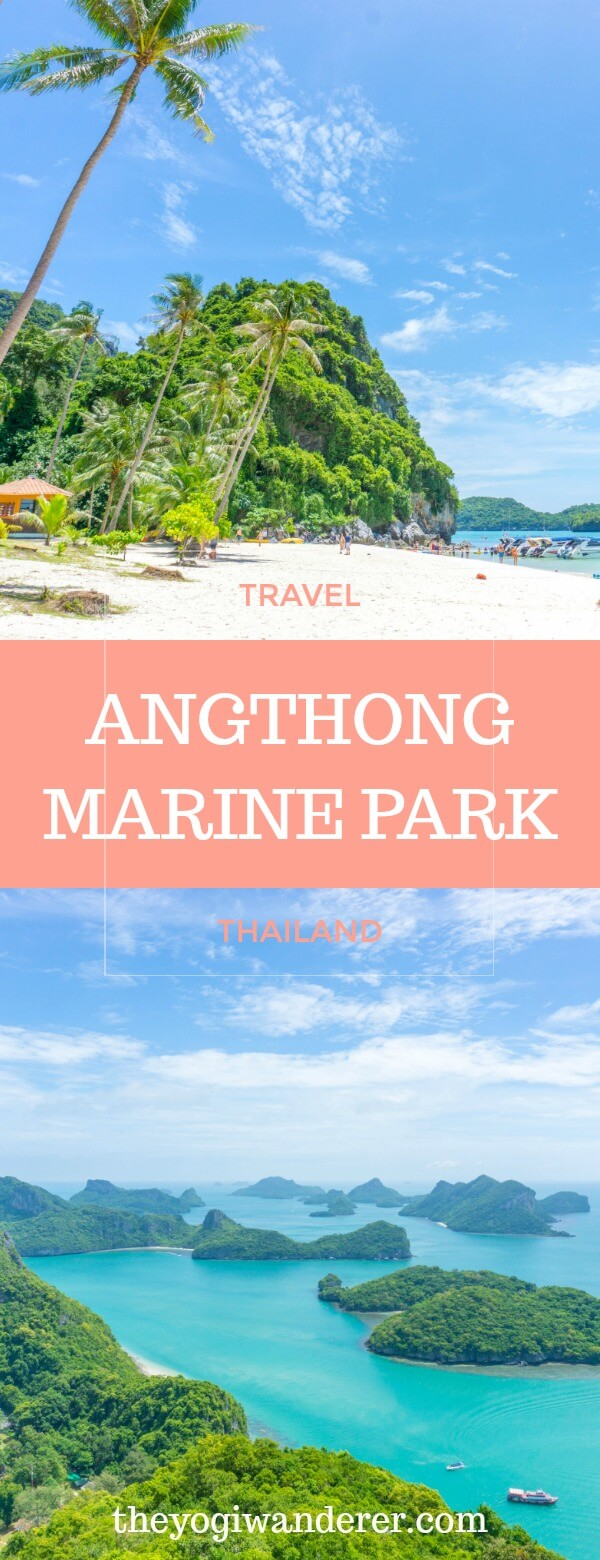 Angthong Marine Park tour: a day in paradise #Travel #Thailand #Asia