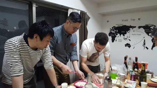 Earn Extra Money in Japan - Cooking Workshops