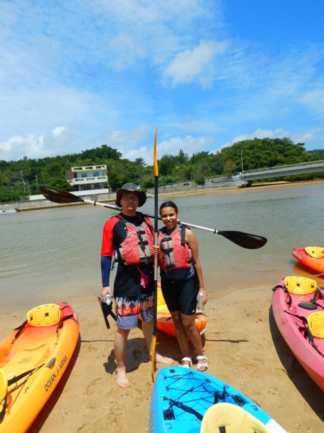 Kayaking Yanbaru Mangrove Okinawa - After the tour